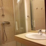 Baño apartamento 1