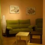 Sala de televisión, Apartamento3
